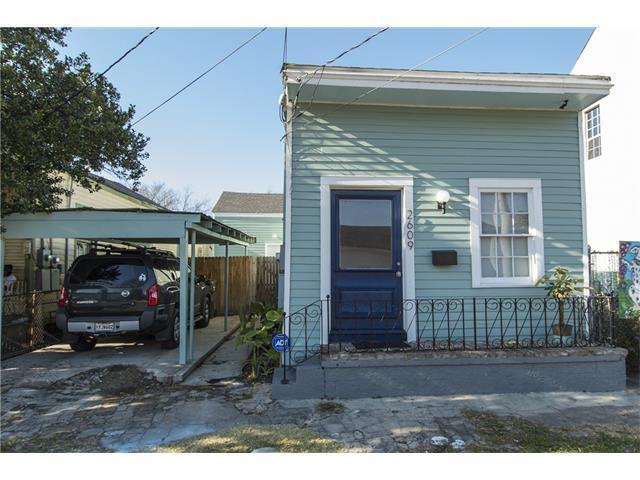 2609 Rousseau St, New Orleans LA 70130