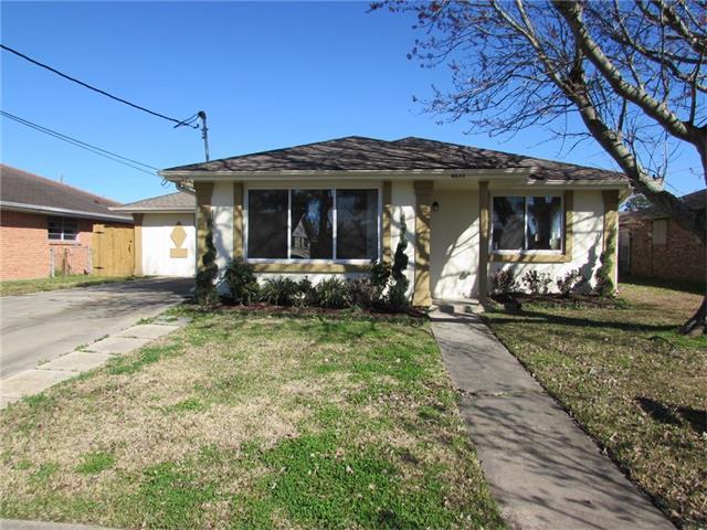4835 Hauck Dr, New Orleans, LA