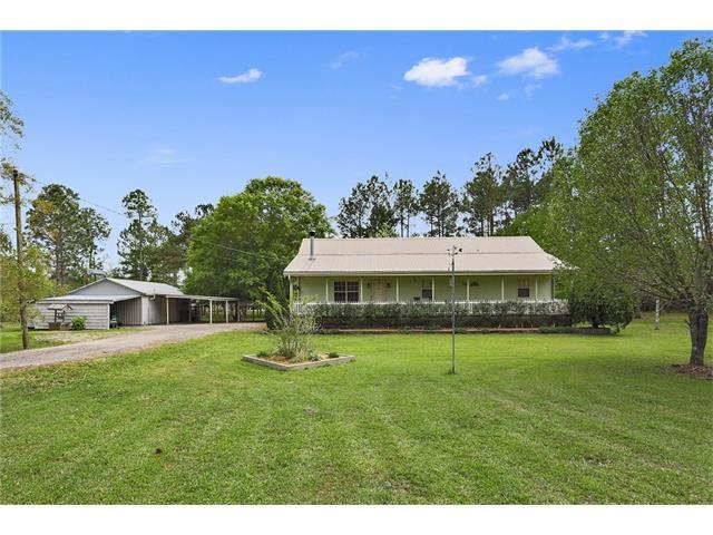 29056 Little Dixie Ranch Rd, Lacombe LA 70445