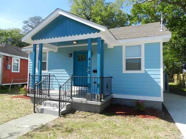 4108 Rayne Dr, New Orleans LA 70122