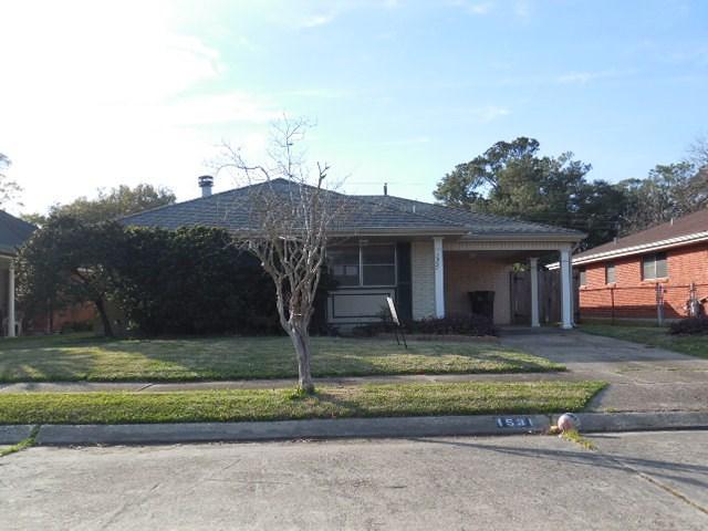 1531 Tropic Dr, New Orleans LA 70131