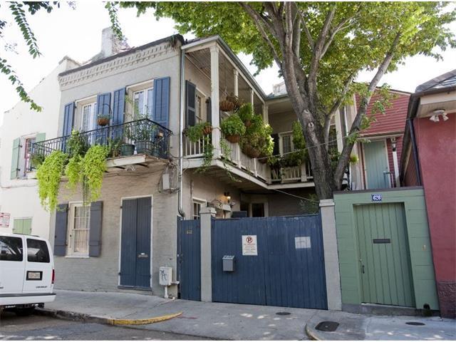 632 Burgundy St, New Orleans, LA