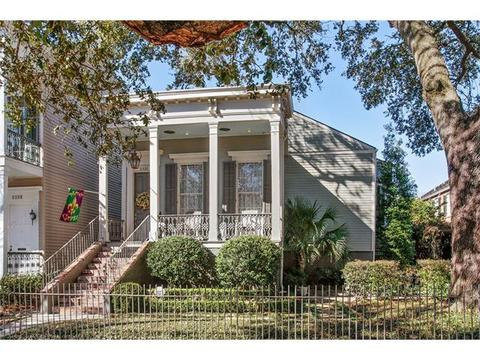 Garden District, New Orleans, LA Single Family Homes for Sale - 9 ...