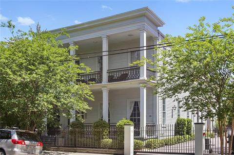 Lower Garden District, New Orleans, LA 1+ Bedroom Houses for Sale ...
