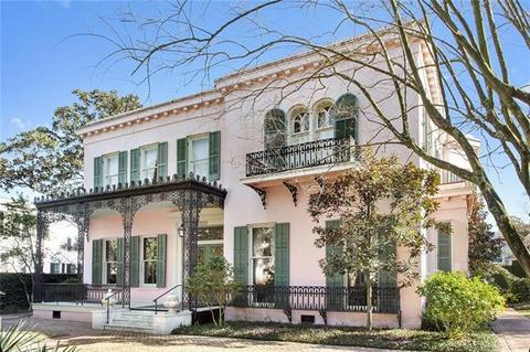 Garden District Real Estate | 17 Homes For Sale In Garden District, New  Orleans, LA   Movoto