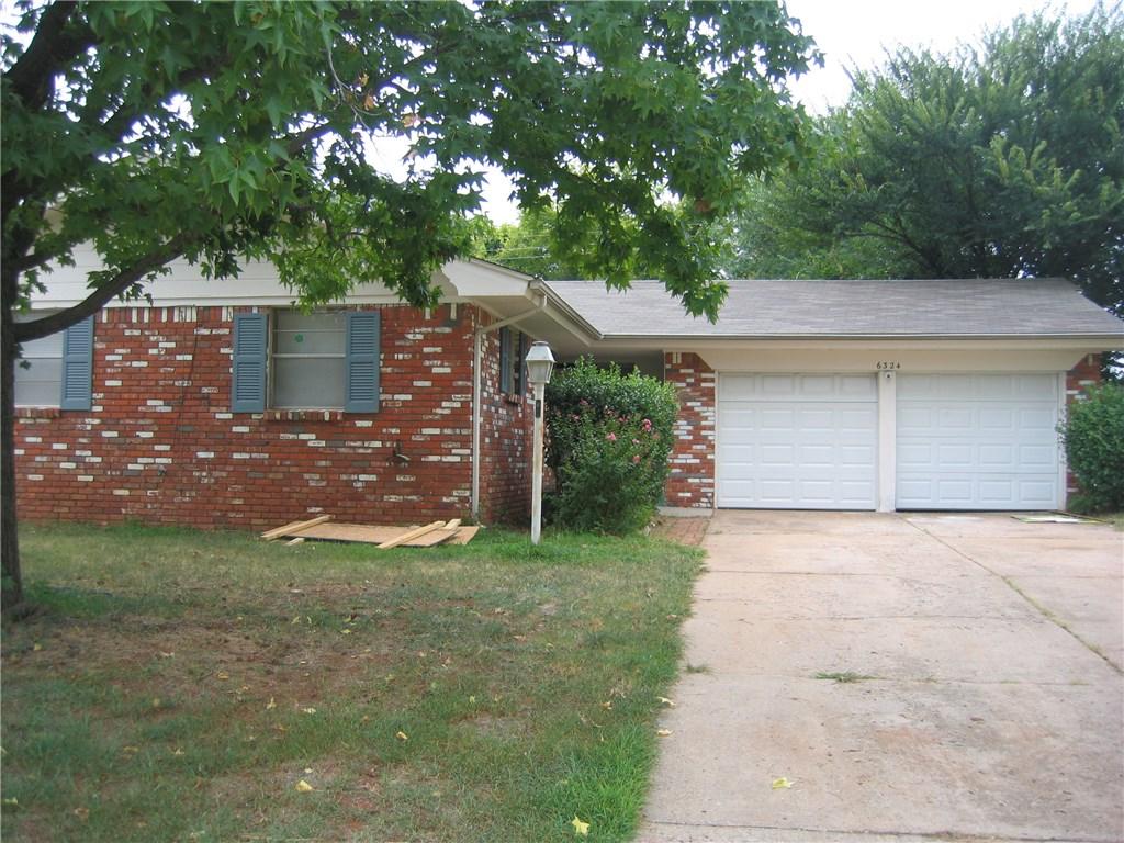 6324 N Hammond Ave, Oklahoma City, OK