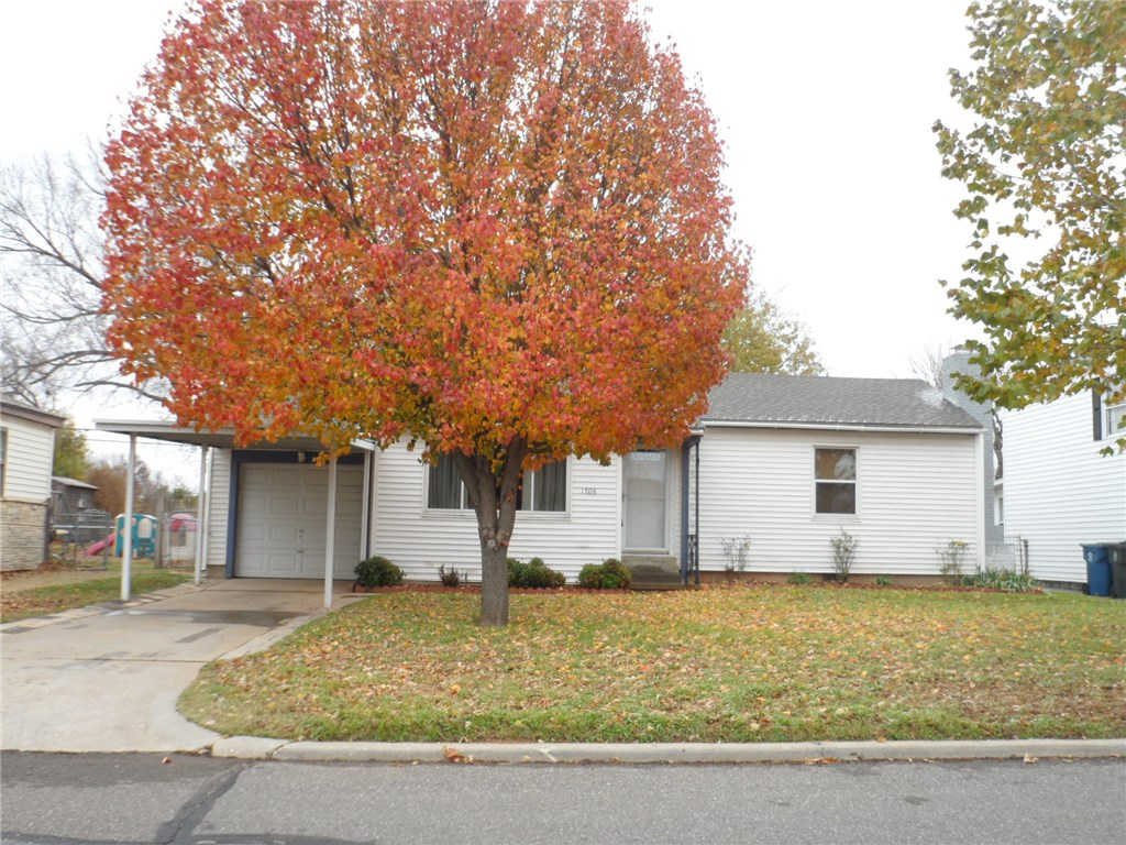 1708 Sandra, Oklahoma City, OK