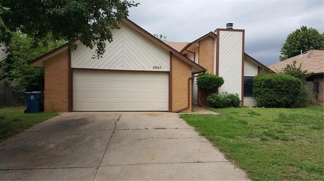 2805 Greenfield, Edmond, OK
