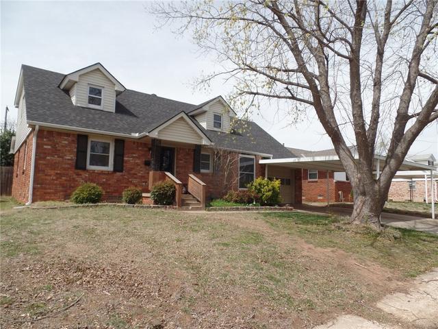 4215 N Barr Ave, Oklahoma City, OK