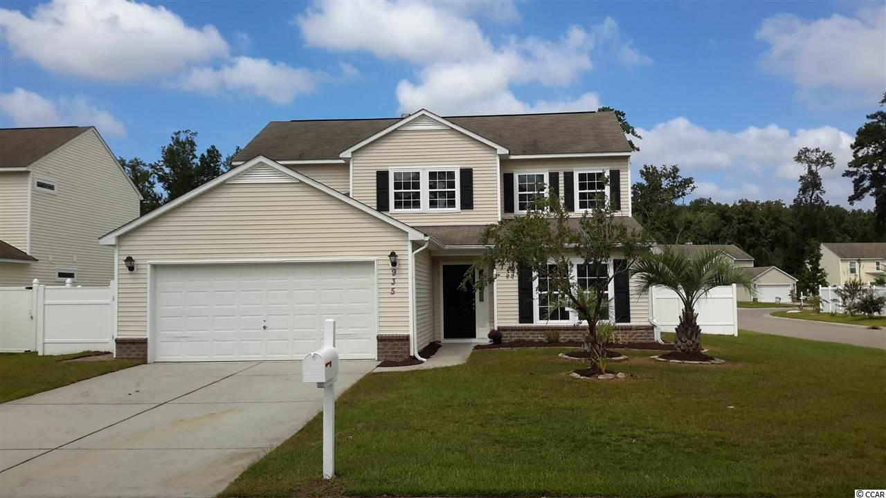 935 Willowbend Dr, Myrtle Beach, SC