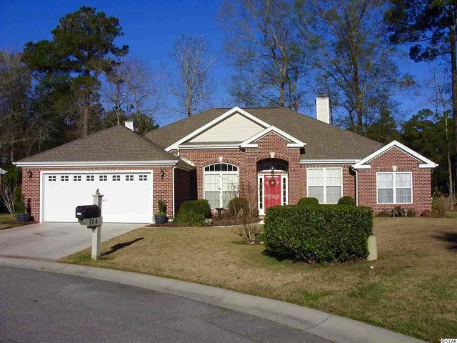 704 Two Rivers Ct Myrtle Beach, SC 29579