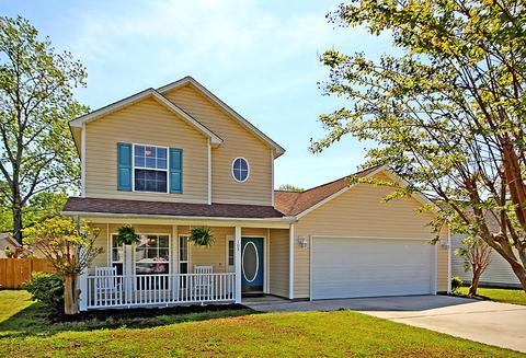 Woodland Lakes Goose Creek Real Estate | Homes for Sale in