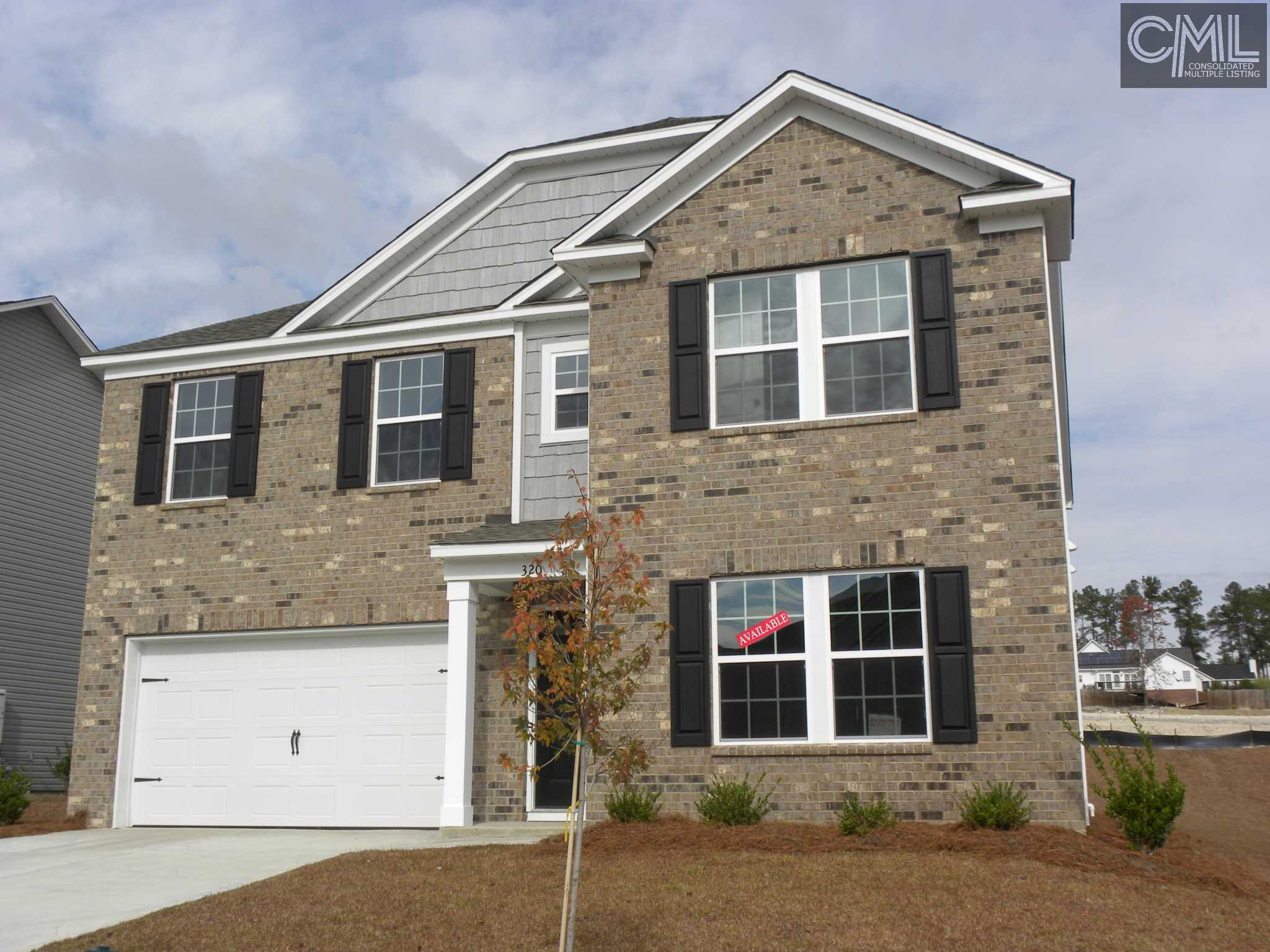 320 Meadow Saffron Drive #LOT 98, Lexington, SC 29073