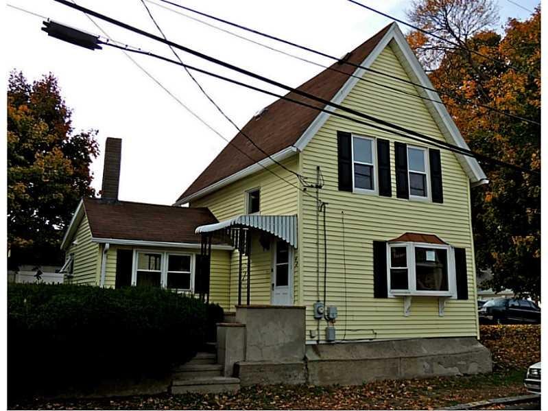 42 Tweed St, Pawtucket, RI