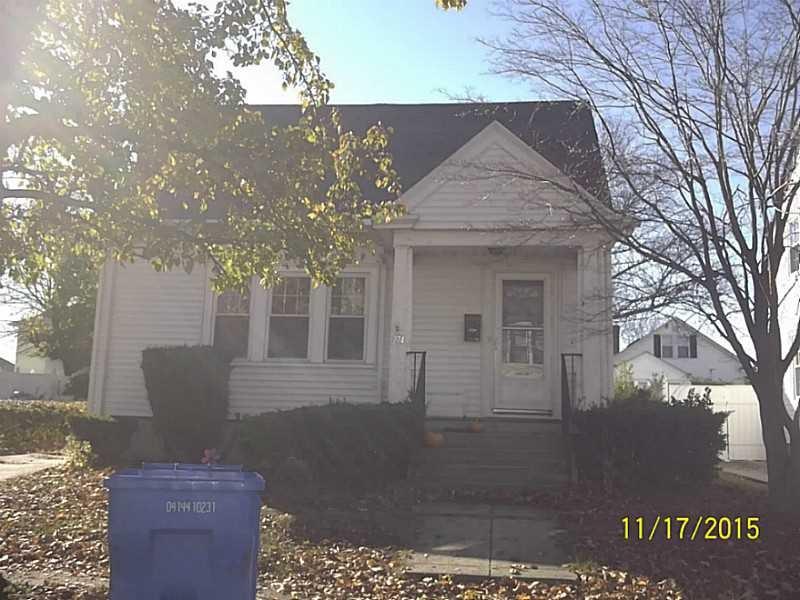274 Beckwith St, Cranston, RI