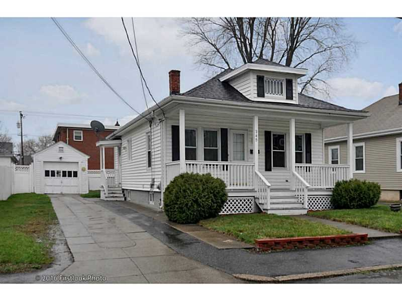345 Evergreen St, Pawtucket, RI