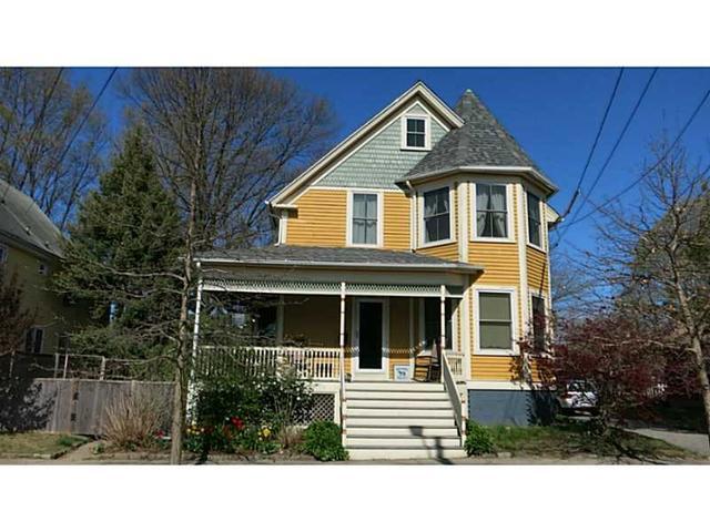 91 Alger Ave, Providence, RI