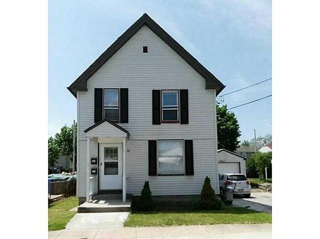 16 Sprague Ave, Cranston RI 02910