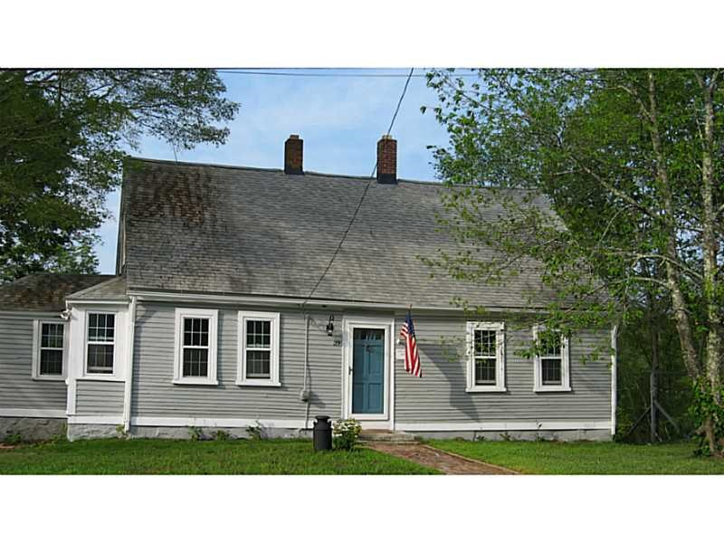 39 Old Danielson Pike Foster, RI 02825