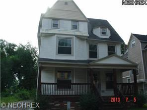 1525 E 85 St, Cleveland, OH 44106