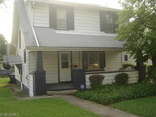 646 Patterson Ave, Akron, OH