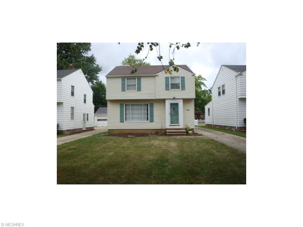 3763 Freemont Rd, Cleveland, OH