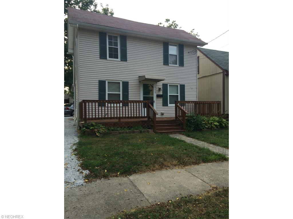 958 Clement St, Akron, OH