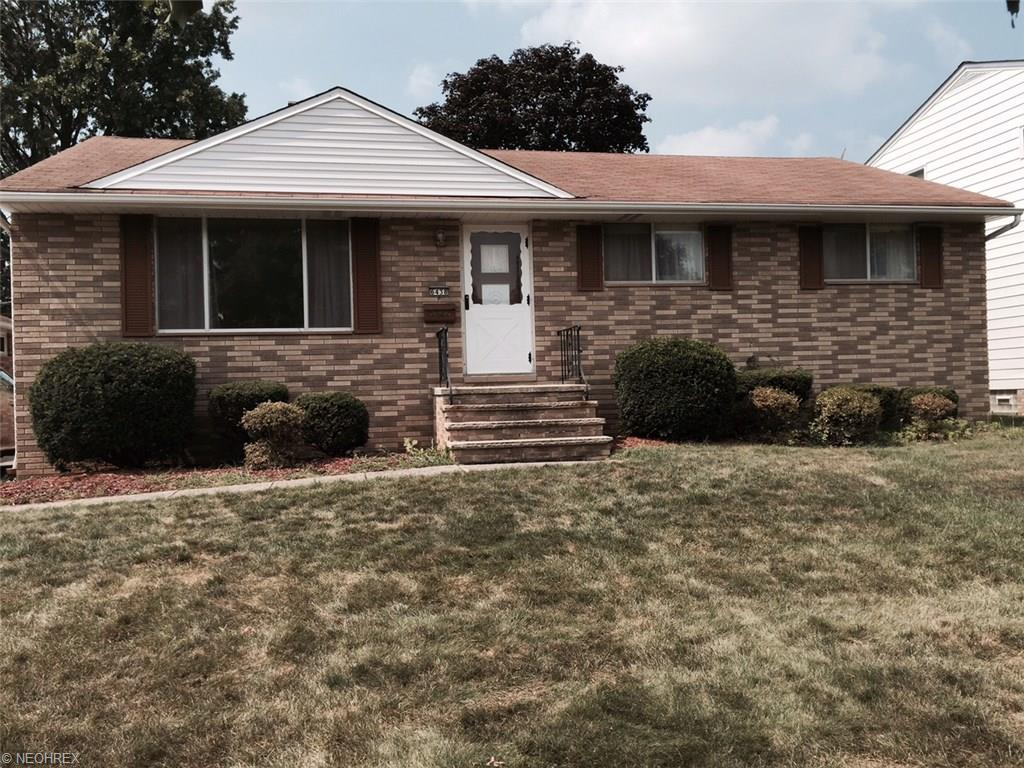 6438 Beverly Dr, Cleveland, OH
