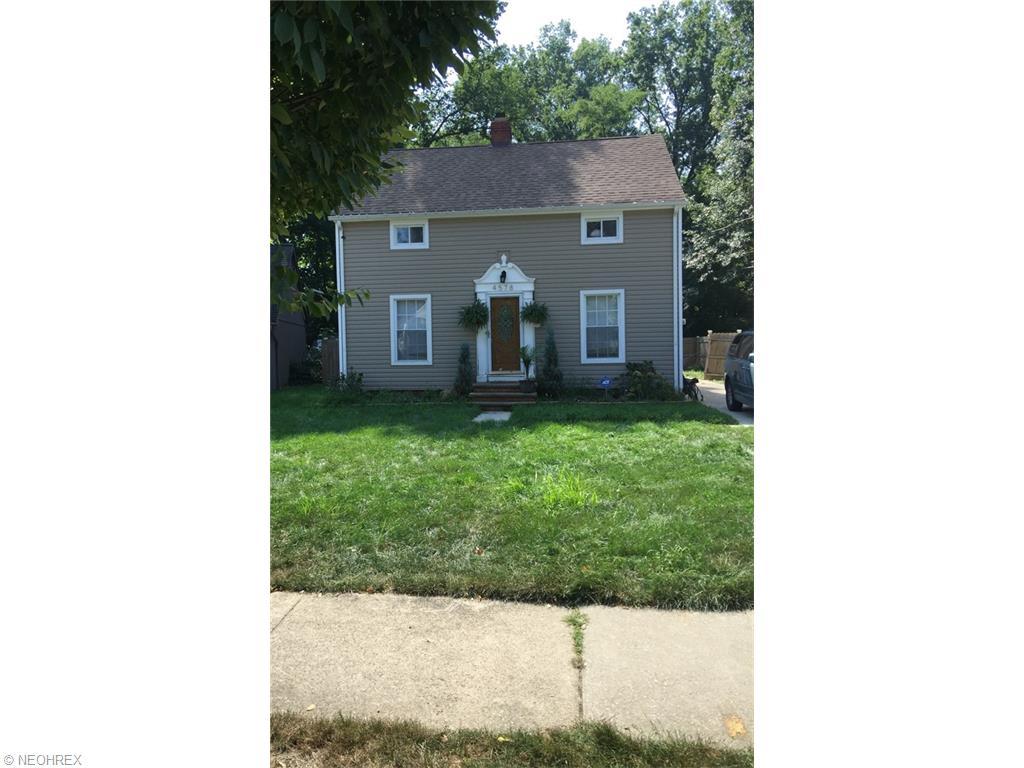 4578 E Berwald Rd, Cleveland, OH