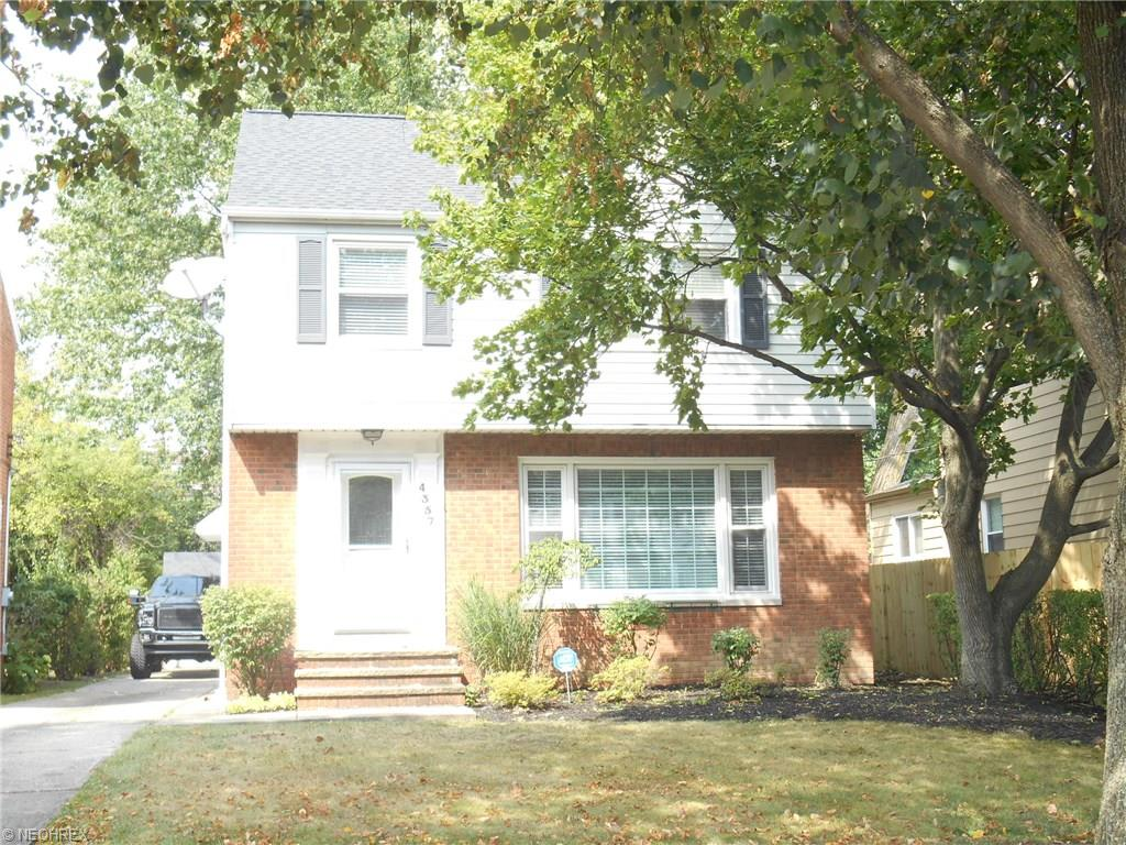 4357 Baintree Rd, Cleveland, OH