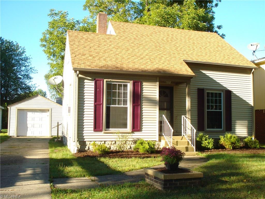 86 Sciota Ave, Youngstown, OH