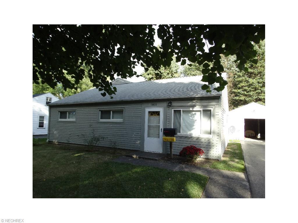 5822 Dunbar Ave, Ashtabula, OH