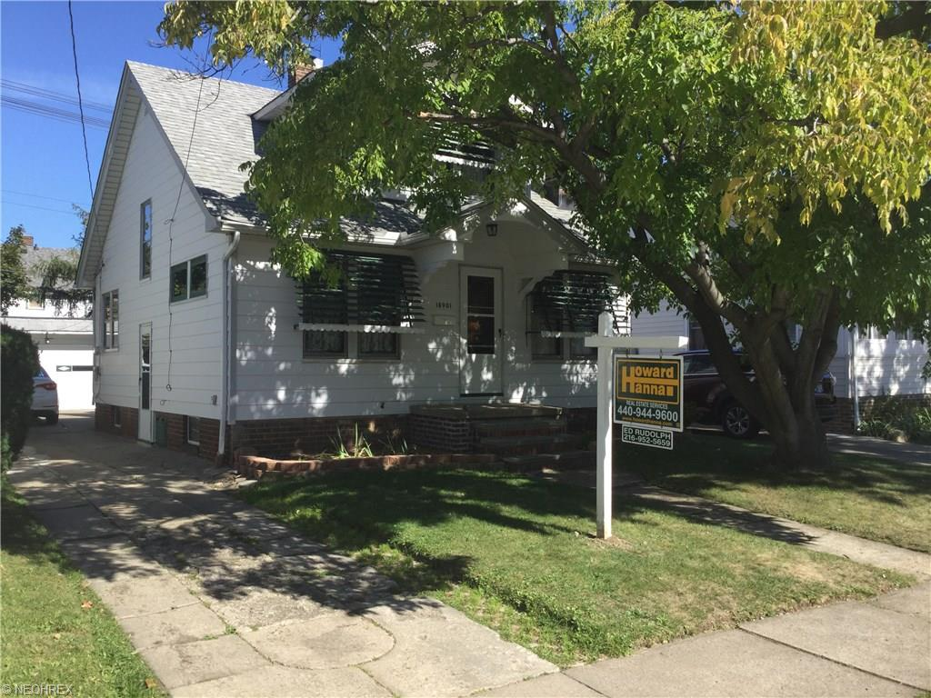 18901 Cherokee Ave, Cleveland, OH
