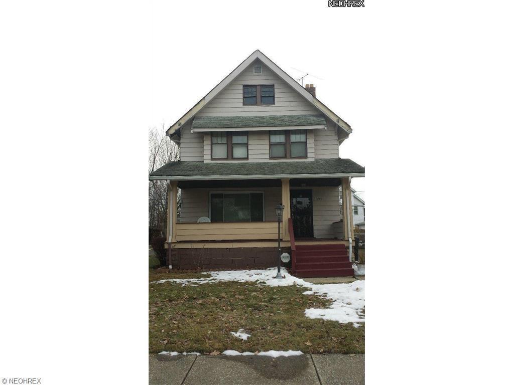 1446 E 174, Cleveland, OH
