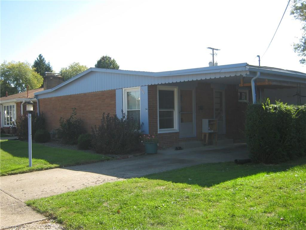 1044 Talley Ave, Zanesville, OH