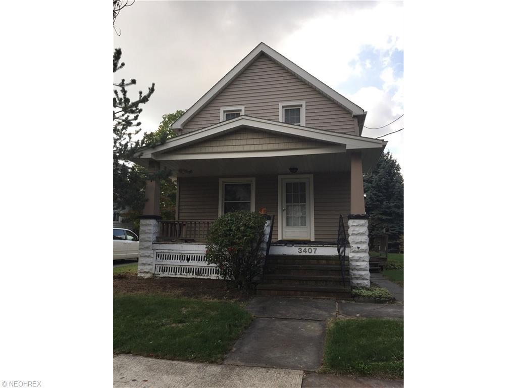 3407 Bader Ave, Cleveland, OH