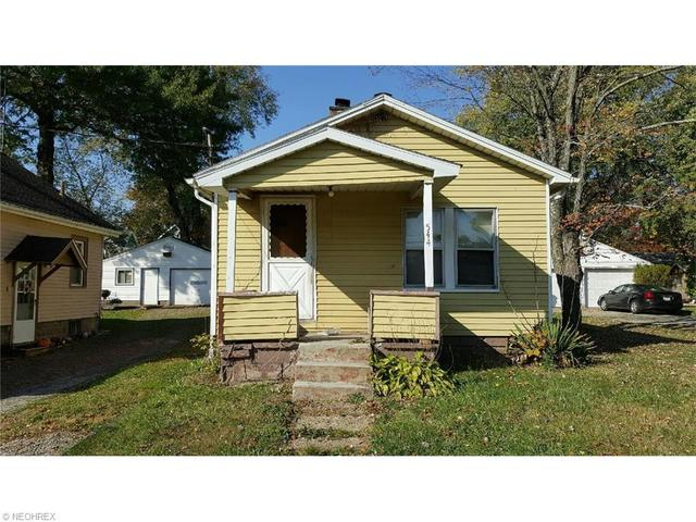 544 Sherman Ave, Niles OH 44446