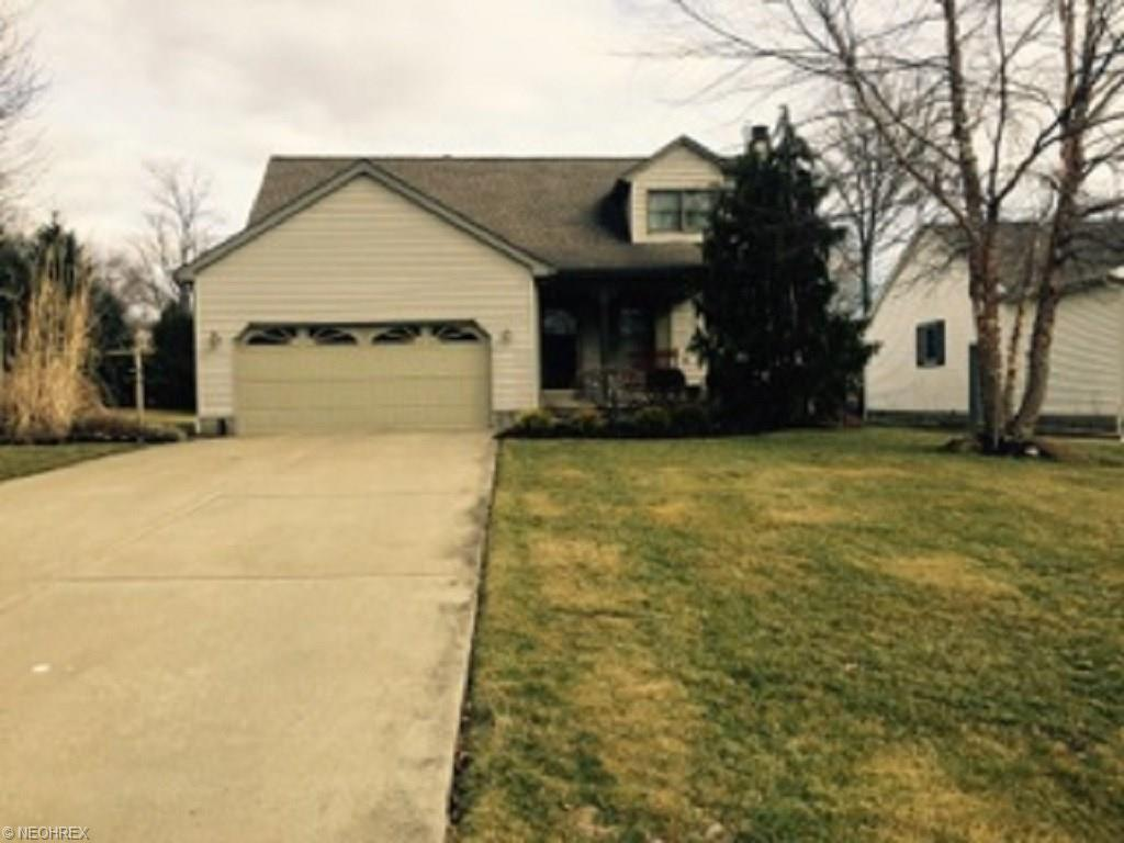3381 Forty Second St, Canfield, OH