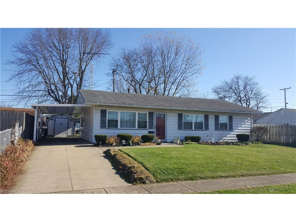 3726 Roosevelt Ave, Canton, OH