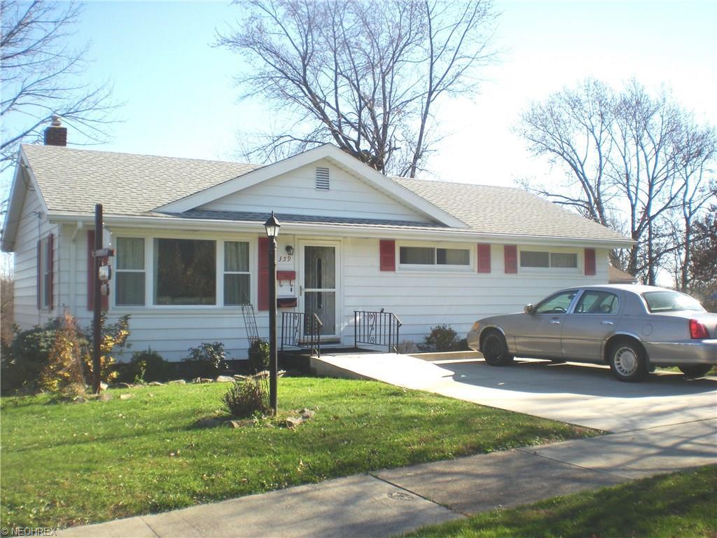 359 Stevenson Ave, Akron, OH