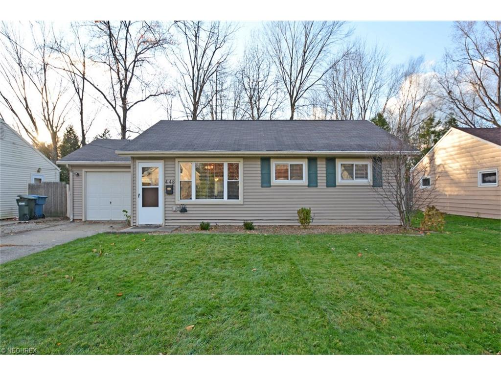 448 Woodmere, Berea, OH