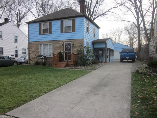 166 Helen Ave, Niles OH 44446