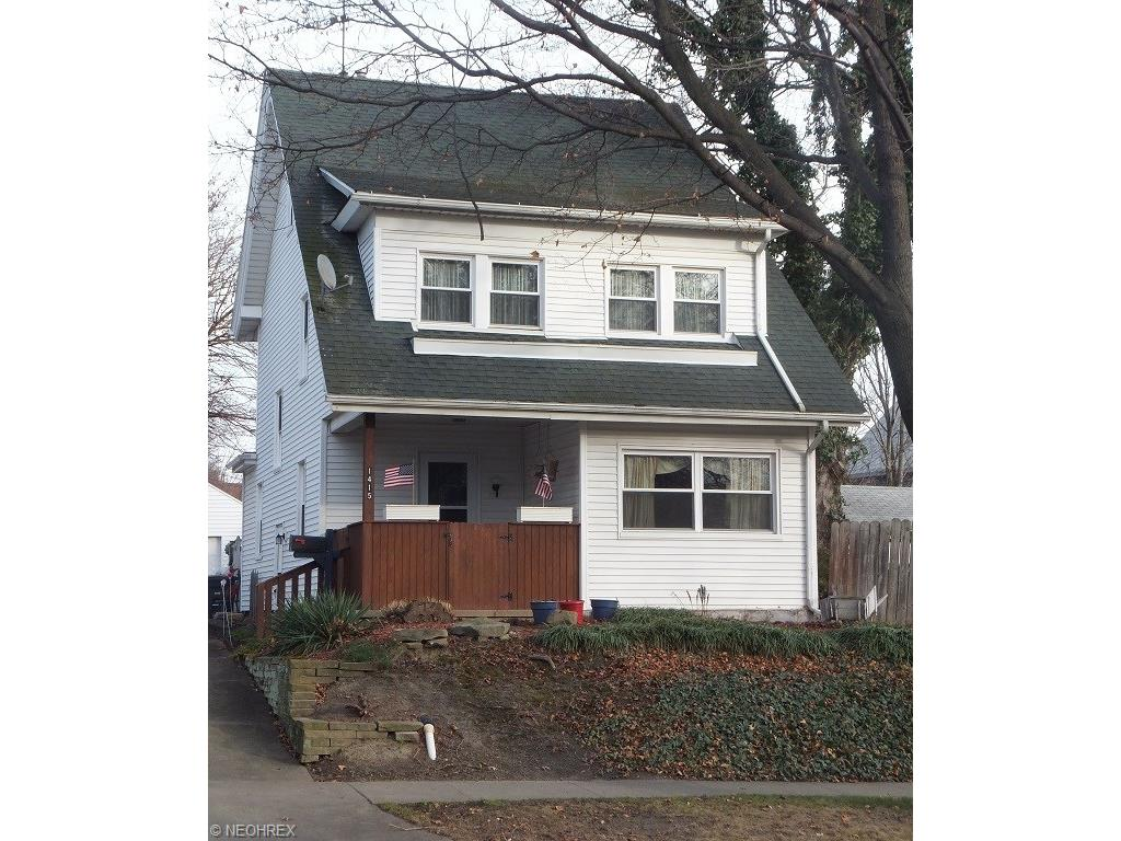 1415 Grant St, Akron, OH
