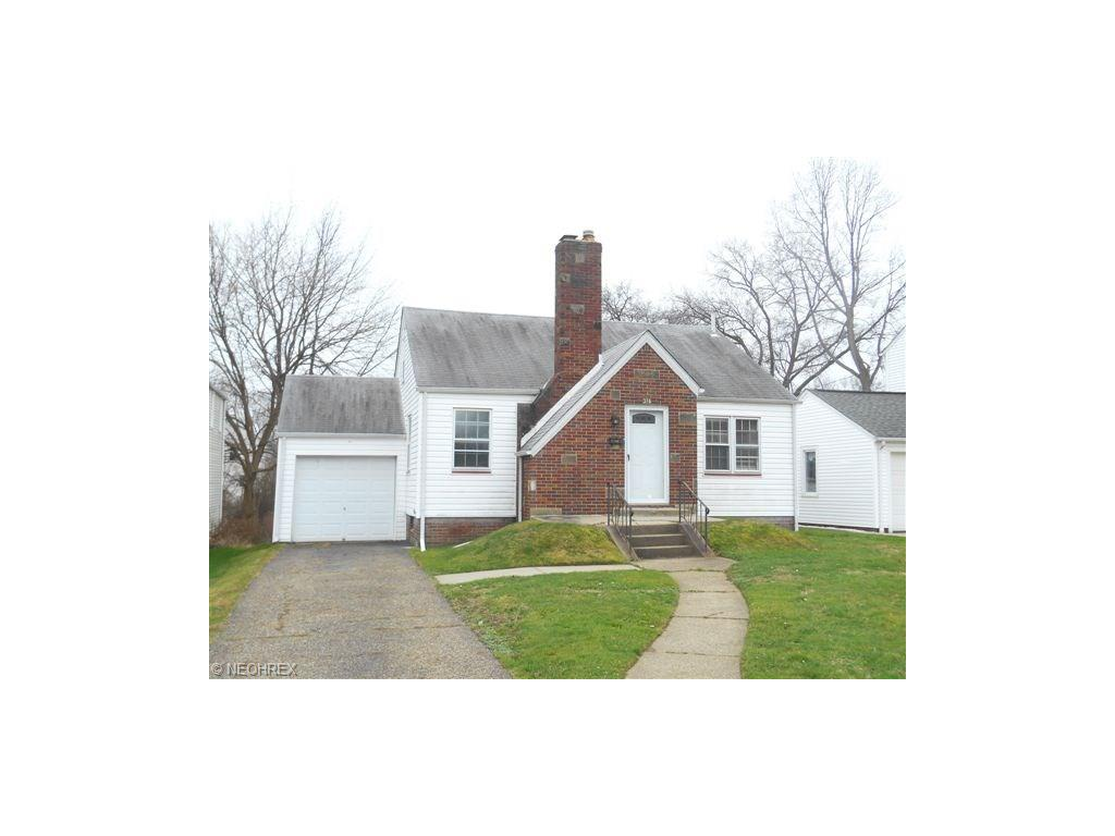 316 32nd St, Canton, OH