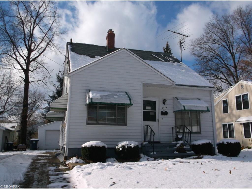 1332 Inman, Akron, OH