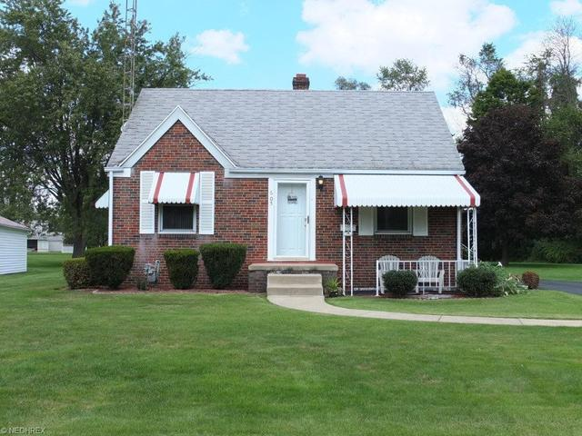 605 35th St, Canton OH 44707
