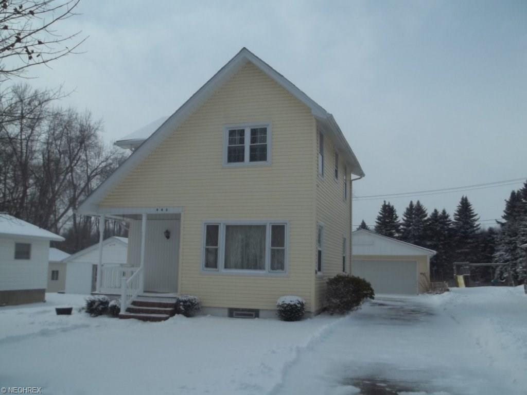 443 Tuscarawas Ave, Brewster, OH