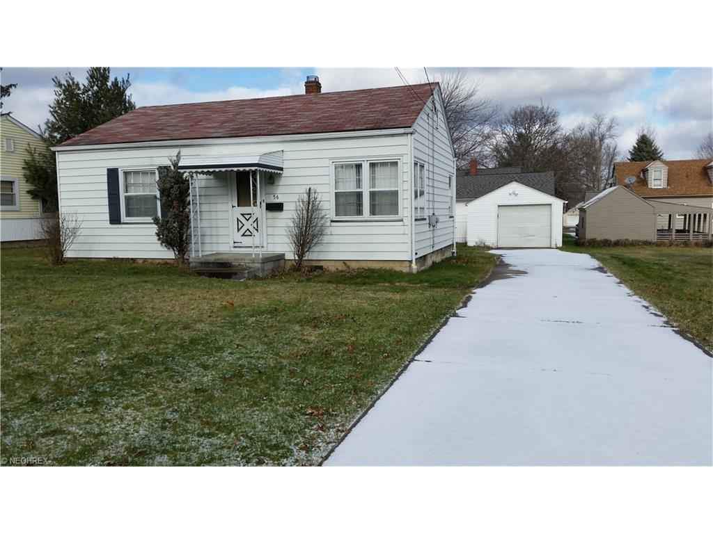 56 Romaine Ave, Youngstown, OH