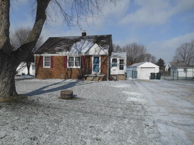 427 35th St, Canton OH 44707