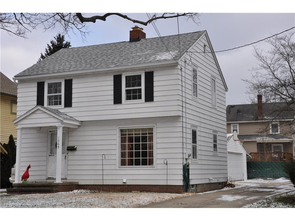1069 Oakland Ave, Akron, OH